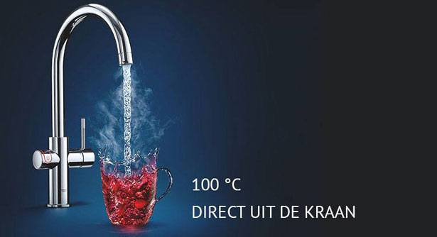 GROHE Red watersysteem