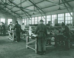 Historie: ATAG in de jaren 40
