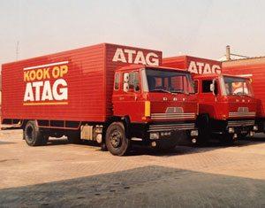 Historie: ATAG in de jaren 70