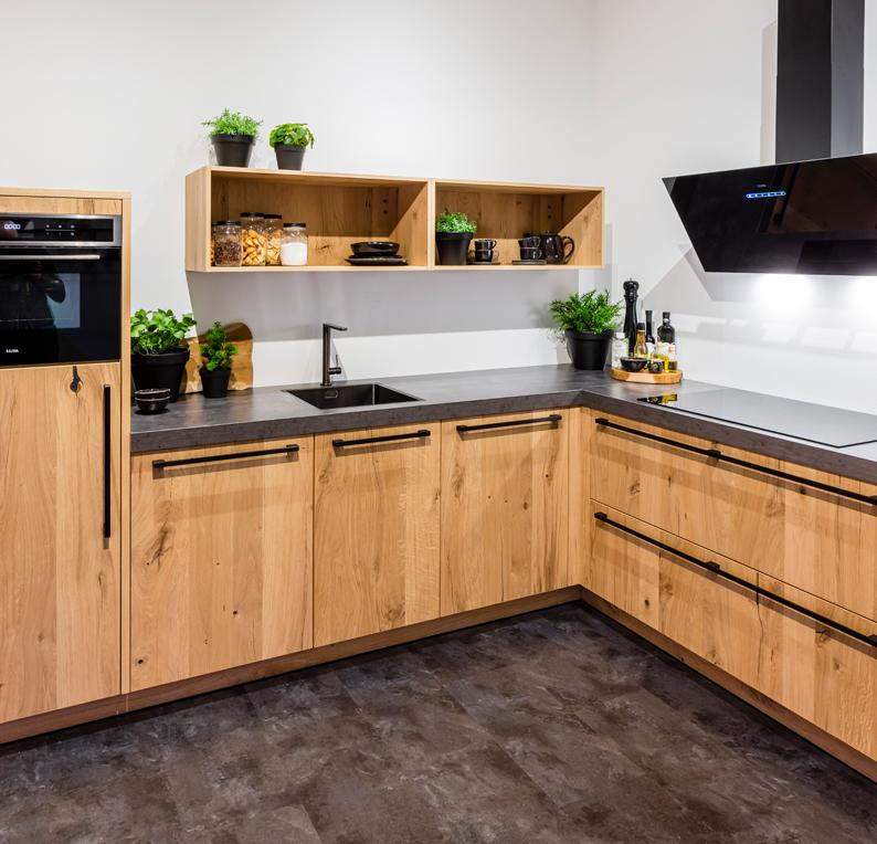 Industriele Keukens Zo Ontwerpt U Een Industrieel Kookvertrek