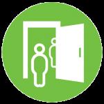 Maatregelen rondom Corona virus: deur opendoen