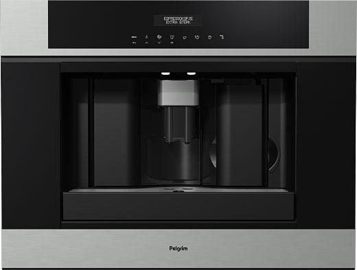 IKM614RVS koffiemachine Pelgrim