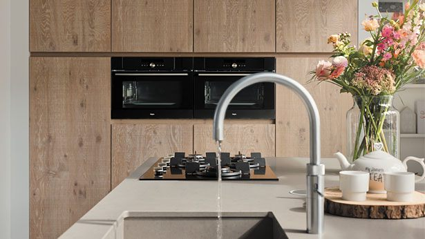 Keuken met Pelgrim apparatuur