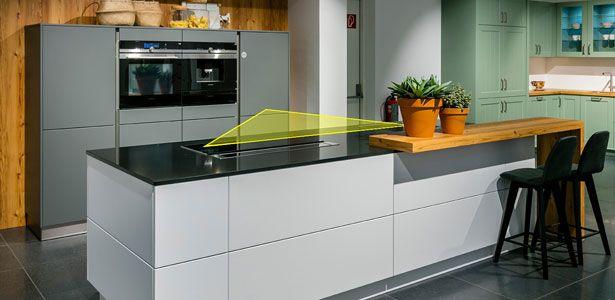 De keukendriehoek: ideale indeling van de keuken