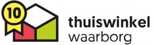 Thuiswinkel logo 10 jaar Bemmel & Koon
