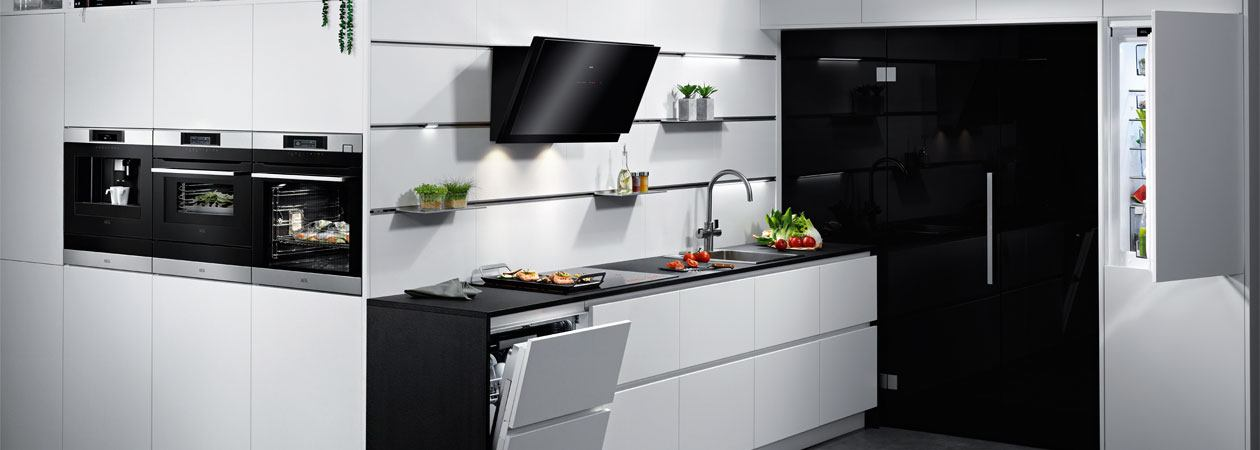 Keuken met Mastery Range apparatuur