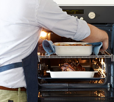 Multifunctionele oven van ATAG