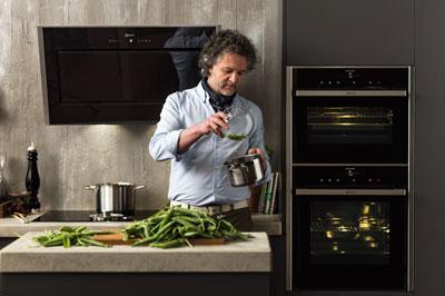 Naadloze oven combinaties uit de NEFF Collection