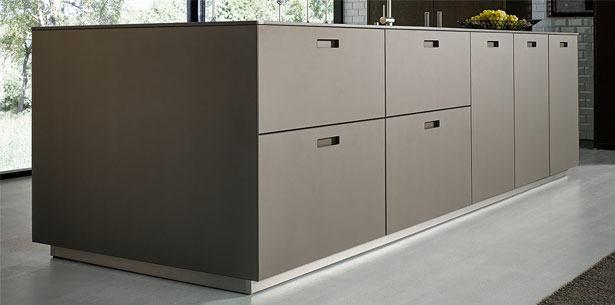 Keukenblok nieuwe next125 keuken NX902 G572 uit de collectie van 2016.