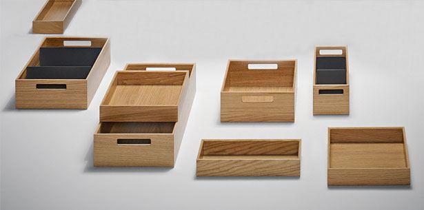 next125 Flex-Boxen indelingssysteem voor het organiseren van kasten en laden