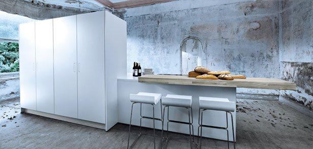 next125 keuken NX800 K119 Perspectief