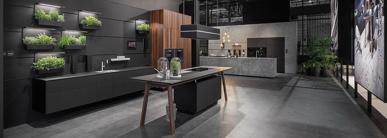 next125 nx870 keuken met cube systeem en paneeltuin