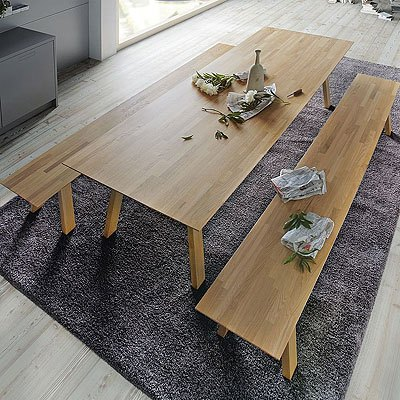 next125 table & bench