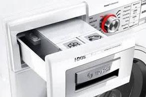 Bosch i-DOS wasmachines