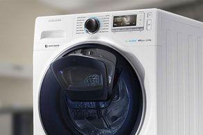 Samsung AddWash wasmachines