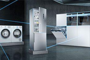 Siemens Home Connect apparatuur