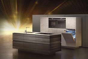 Siemens studioLine keukenapparatuur