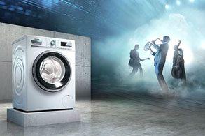 Siemens wasmachines met sensoFresh