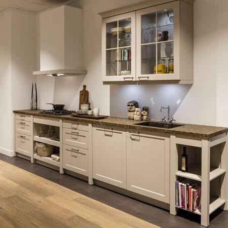 Rechte Keuken Voorbeelden Keukens In Rechte Opstelling