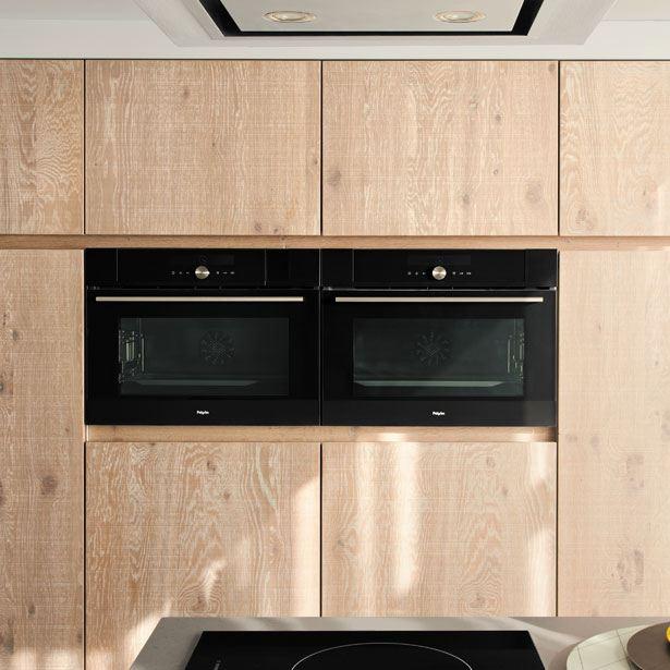 Oven combinatie in keuken