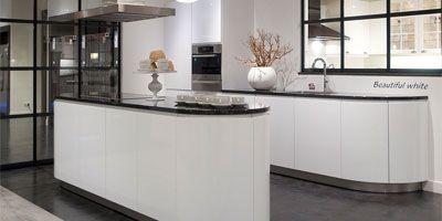 Parallel keuken - Parallelle keukenindeling
