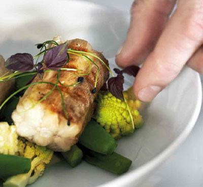 We love to cook gaat over de passie voor koken en passie voor kwaliteit.