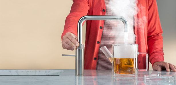 Quooker: direct kokend water