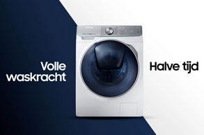 Samsung QuickDrive wasmachine nieuws
