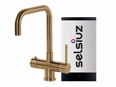 Selsiuz Gold haaks model met Single boiler