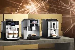 Siemens Espresso koffiemachines