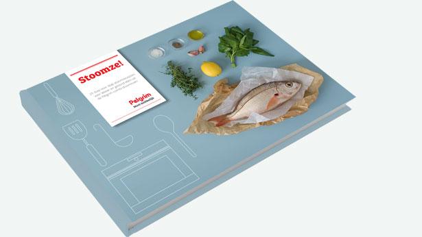 Stoomze! kookboek met 25 stoomrecepten