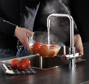 Tomaten plisseren
